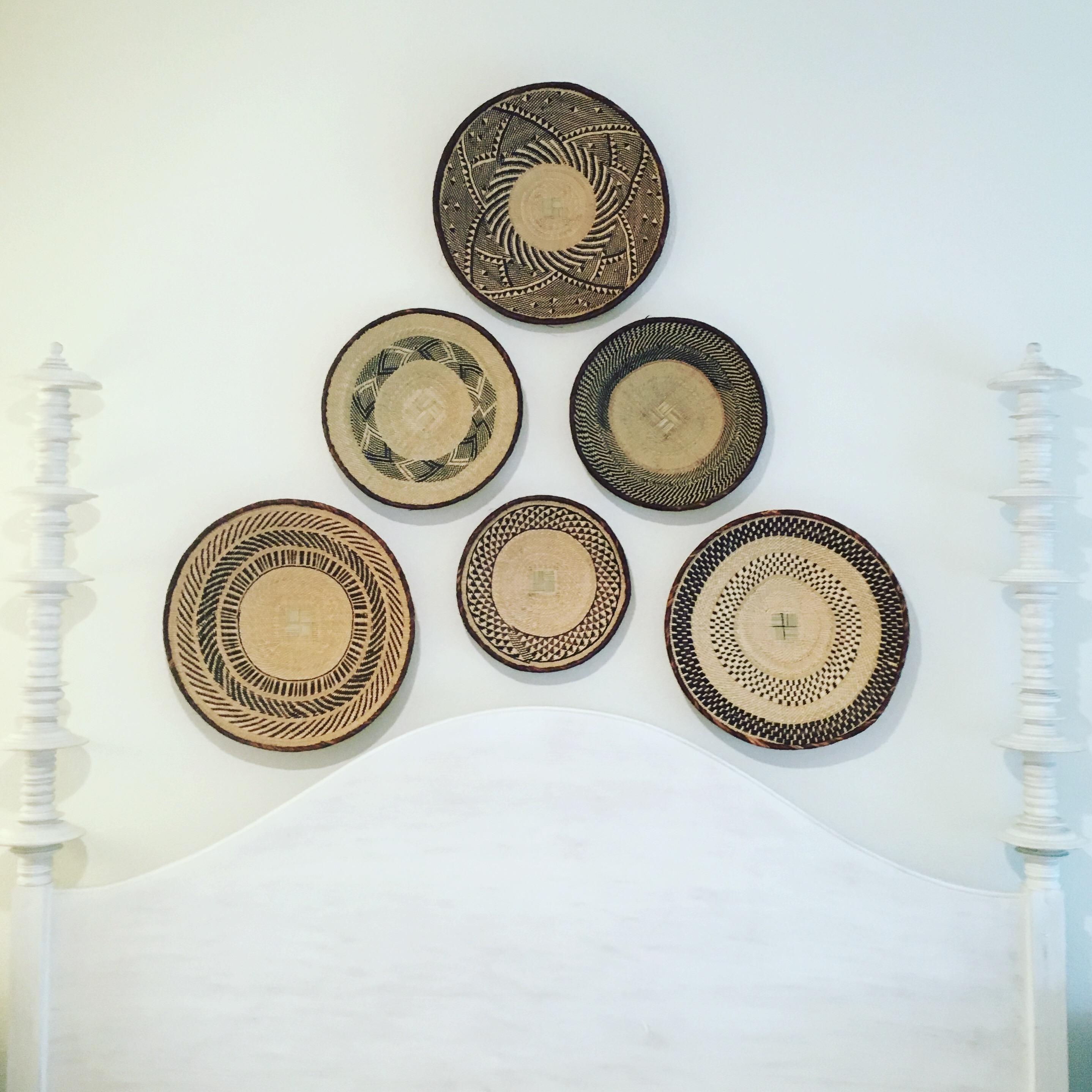 Basketry for Interior Designer, Austin, Texas
