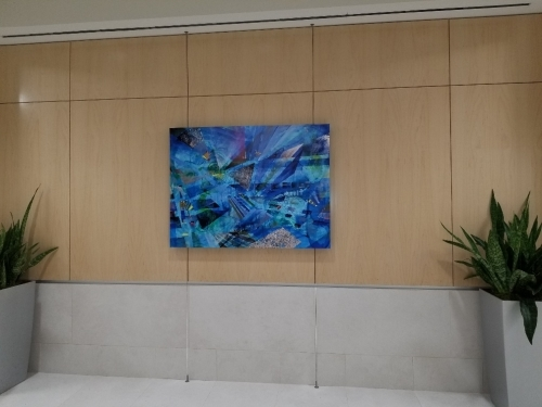 Commercial Fine Art Painting