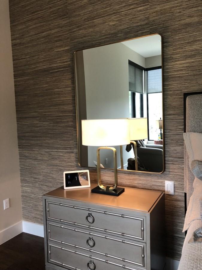 Residential Mirror Installation