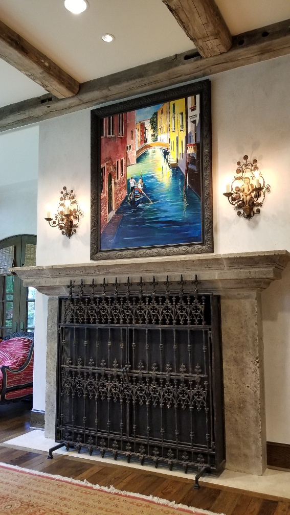 Residential Painting Installation