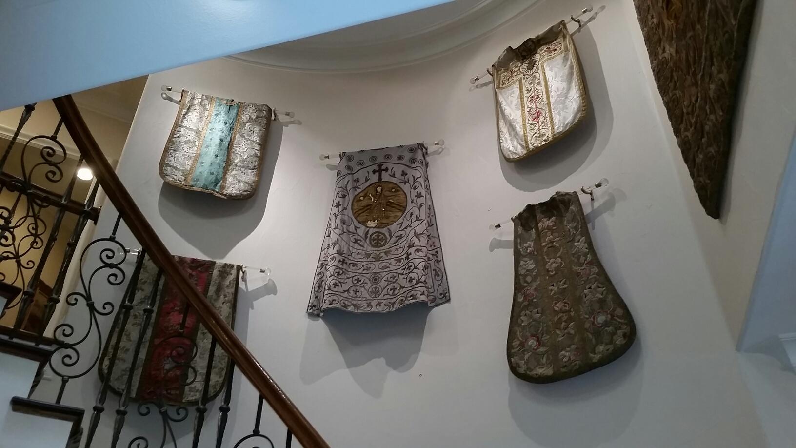 Textile Art Installation
