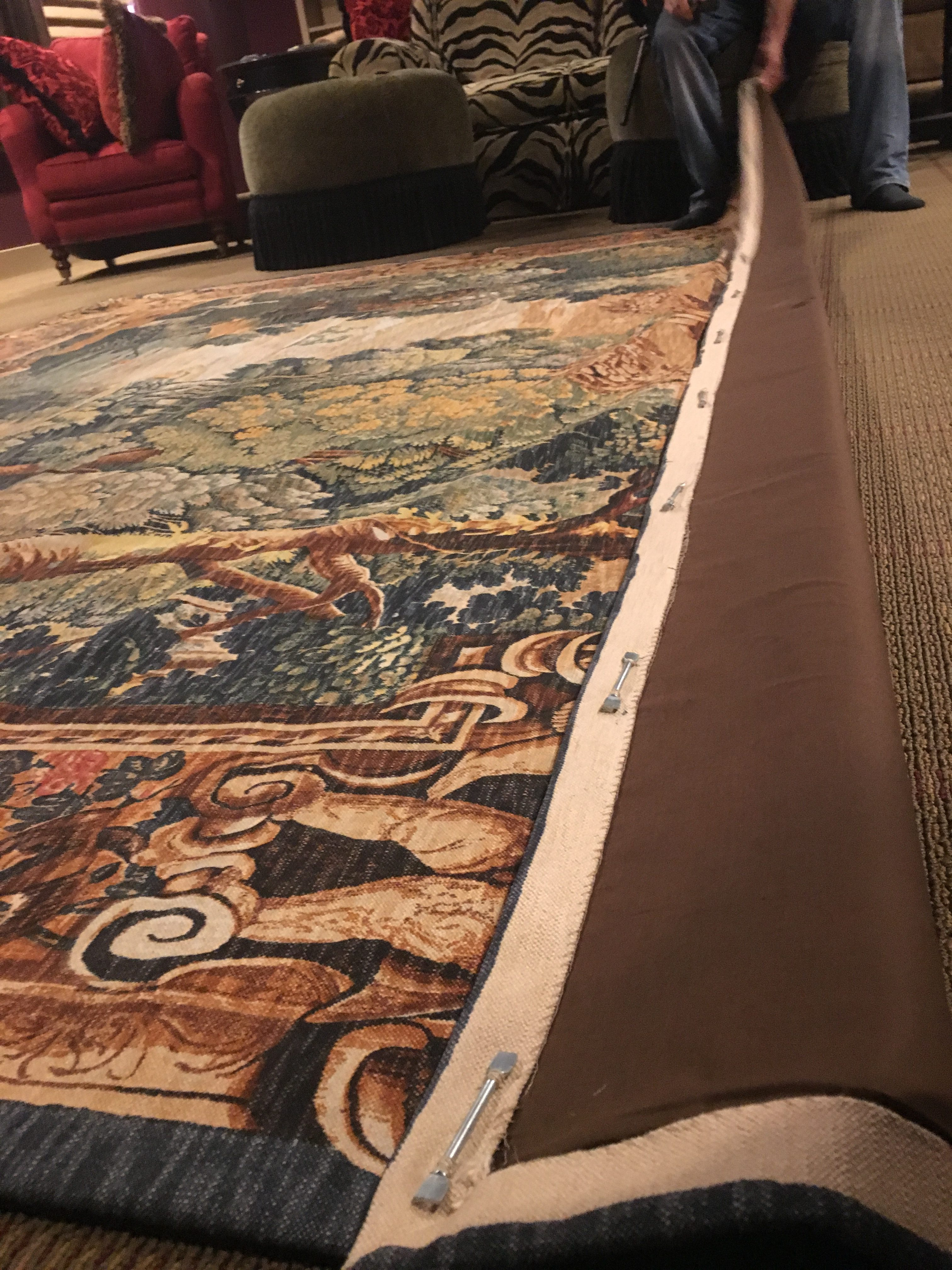 Tapestry, Art Hanging, Austin, Texas