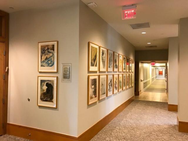 Art Services, Dallas, Texas