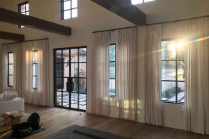 Hanging Panel Curtains Austin Texas