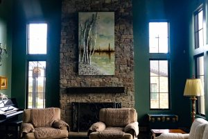 Mixed-Media Picture Hanging